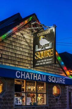 A Chatham insider (yours truly) shares the best places to dine, drink, downward dog, shop, caffeinate, and get your shaved ice on (yes, there's shaved ice on Cape Cod).