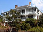Natchez MS Antebellum Mansions - House on Ellicott Hill (ca. 1798)