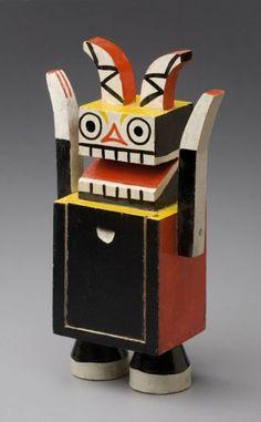 Václav Špála (1885–1946) – Boîte jouet (1921) pour Artěl