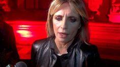 Isabella Ferrari a Save the Children Roma - Guerra in Siria