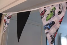 Bunting by Pink Elephants & Lemonade by BuntingPinkElephants Fabric Bunting, Pink Elephant, Hot Wheels, First Birthdays, Etsy Seller, Birthday Parties, Party Ideas, Creative, Anniversary Parties