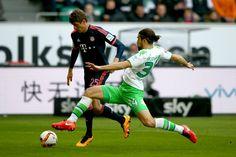 VfL Wolfsburg - FC Bayern München 2:0 (0:0)    Der FC Bayern musste nach dem...
