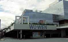 WU Wien Main Building