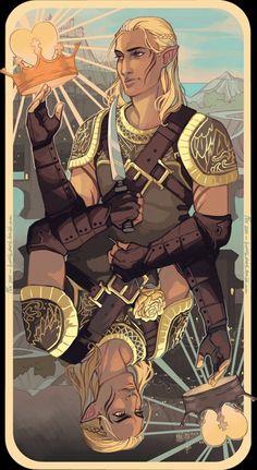 Zevran - Dragon Age