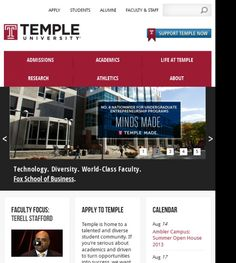Temple University 3223 N Broad St Philadelphia PA 19140 - Colleges & Universities