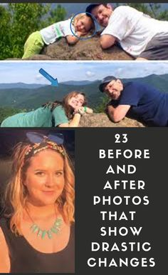 23 Before and After Photos That Show Drastic Changes - Boredpedia Love Jones, Halloween Horror, Halloween Diy, Good News, Photo S, Change, Shit Happens, Humor, Fun