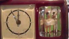 Music Box Ballerina, Vintage Ballerina, Little Ballerina, Vintage Images, Unique Vintage, Vintage Art, Unique Alarm Clocks, Music Clock, Clock Parts