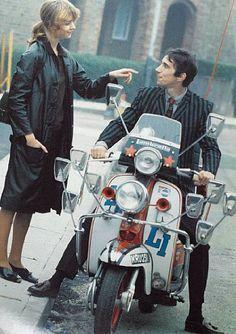 "Phil Daniels and Leslie Ash in ""Quadrophenia"" - 1979"