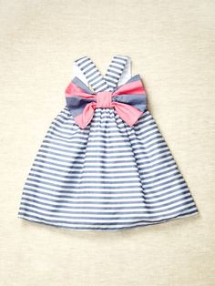 For little girls who love frills: Ciel by Halabaloo Americana Dress $39