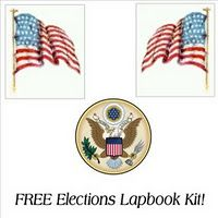 Elections lapbook
