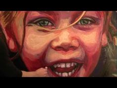 Artists´ Oilbar - Monkidoe painting alla prima - Winsor & Newton Art Oil, Art Painting, Pigment Coloring, Pastel Drawing, Artist, Pastel Portraits, Painting, Oil Painting, Space Art