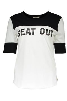 T-Shirt Donna Lee (BO-L42FEPHA DANCER) colore Bianco