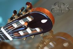 New headstock design #guitar #making #bastien #burlot #luthier