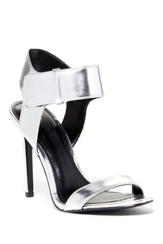 Brodee Metallic Sandal from HauteLook on shop.CatalogSpree.com, your personal digital mall.