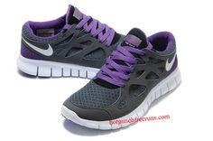 Nike Free 2 Grey Purple
