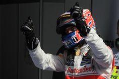Première victoire à Spa pour Button