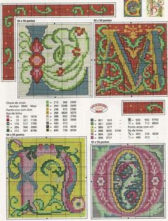 Celtic Alphabet - (2) Gallery.ru / Foto # 2 - Piani 4 - muha-cc