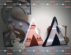 Teepee Shelf Decoration Nursery Decor Baby Shower Gift