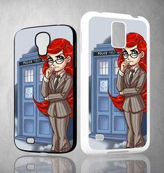 all disney heroes tardis doctor Y0307 Samsung Galaxy S3 S4 S5 (Mini) S6 S6 Edge,Note 2 3 4, HTC One S X M7 M8 M9 Cases