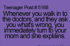 I always do this. Just like on 01/13/15 I did it. She always has a weird face when I do it!