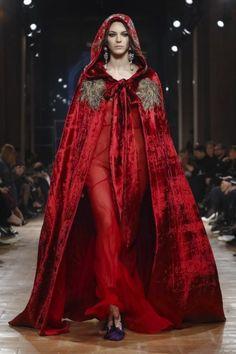 Milan Womenswear A/W 17 Alberta Ferretti