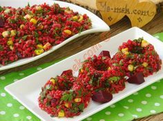 Altın Günleri ve Beş Çayları İçin İkramlık Salata Tarifleri Resmi