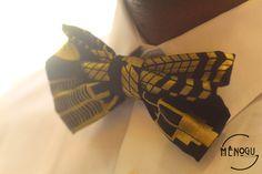 Black & Gold Men's Tie