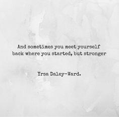 Yrsa Daley-Ward