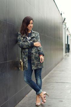 el diario de Pink Chick: Cómo me pongo: trench coat