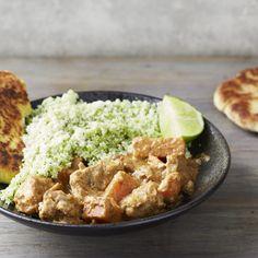 I Quit Sugar - Speedy Massaman Chicken Curry
