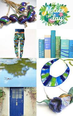 Notice the Day by Adine Storer on Etsy  https://www.etsy.com/treasury/NDE0MTgyNjh8MjcyNjU3NTg1MA/notice-the-day