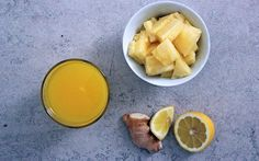 Cleansing Yellow Juice