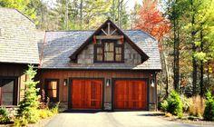 Beautiful garage doors (VPC Builders)