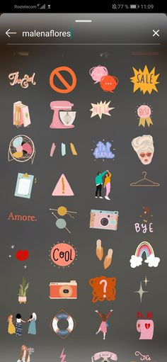 Instagram Tricks, Gif Instagram, Instagram Photo Editing, Instagram And Snapchat, Instagram Story Ideas, Instagram Posts, Wallpaper Stickers, Anime Eyes, Luggage Sets
