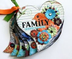 A book about family.  Cute!