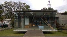 Vidros e mais vidros #MuseudoPao