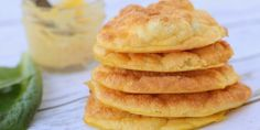 Dairy Free Cloud Bread, Cloud Bread Keto, Dairy Free Low Carb, Dairy Free Recipes, Paleo Bread, Clean Eating Recipes, Cooking, Portal, Breads