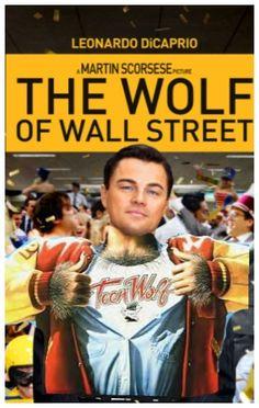 The teenwolf of wall street