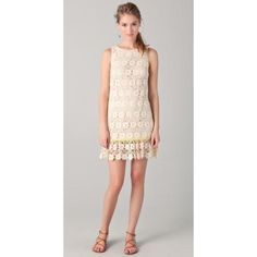 Juicy Couture Daisy Guipure Dress