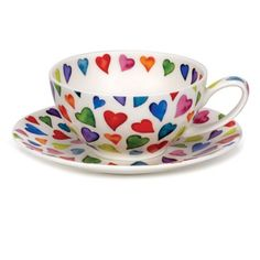 tea cups with hearts - Google Search