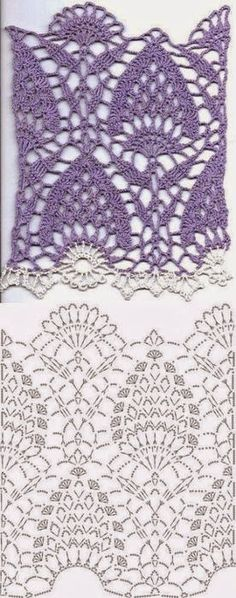 World crochet: Pattern 10