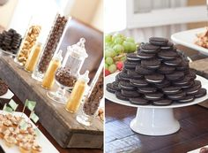 chocolate theme party