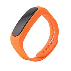 1pc New Arrival h9e02 Upgraded Version of the Andrews ios Waterproof <font><b>Smart</b></font> Pedometer Sports <font><b>Wristband</b></font> Sleep Monitor Orange.  Find out even more at the photo