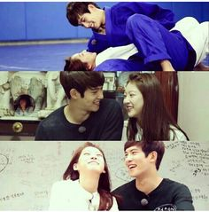 The best WGM couple ever! Gong Seung Yeon, Lee Jong Hyun Cnblue, Wgm Couples, We Get Married, Tv Shows, Love You, Korean, Kpop, Asian