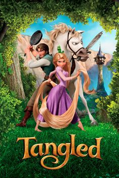 When the kingdom's most wanted-and most charming-bandit Flynn Rider hides out in a mysterious tower, he's taken hostage by Rapunzel, a beautiful and feisty tower-bound teen with 70 feet of magical, golden hair. Flynn's curious captor, who's looking for her ticket out of the tower where she's been locked away for years, strikes a deal with the handsome thief and the unlikely duo sets off on an action-packed escapade, complete with a super-cop horse, an over-protective chameleon and a gruff…
