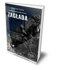 """Okładka książki """"Zagłada"""""""