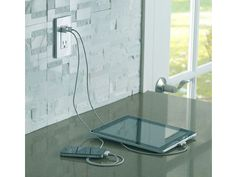 """USB ports that automatically shut the device off once charged """"2014 House Design Trends 