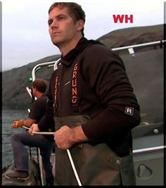 Paul Walker...Shark Week