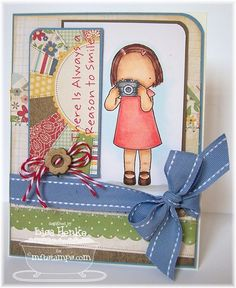 PI Little Shutterbug - Lisa Henke