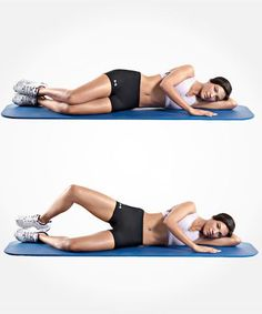 Mix up your butt workout with these 9 moves, that target all the muscles in your derriere and hamstrings and will give you a fitter, firmer and lifted butt.